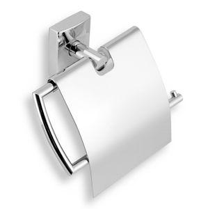Záves toaletného papiera s krytom Metalia 12 chróm 0238,0
