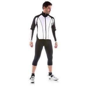Cyklistická bunda GIESSEGI DASH biela L