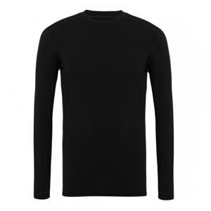 Funkčné čierne tričko L