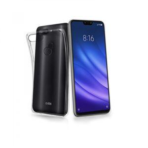 SBS - Puzdro Skinny pre Xiaomi Mi 8 Lite, transparentná
