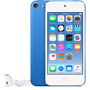 APPLE IPOD TOUCH 64GB BLUE MKHE2HC/A
