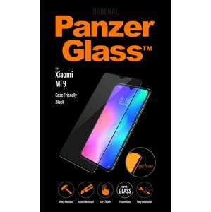 PanzerGlass - Tvrdené sklo CaseFriendly pre Xiaomi Mi 9, čierna