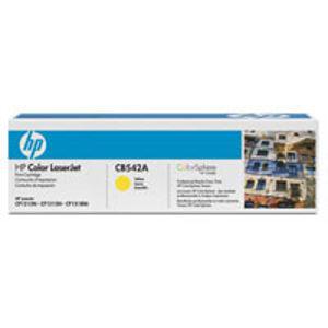 HP Toner  CB542A yellow