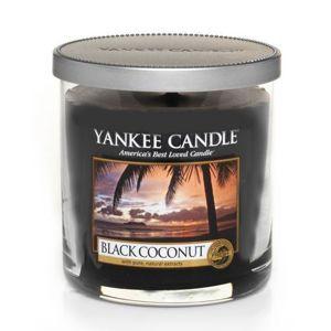 YANKEE CANDLE 1254015E SVIECKA BLACK COCONUT/PILLAR MALA