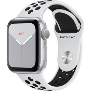 Watch Nike S5, 44mm, Silver/Platinum/Black Nike SB