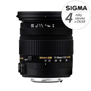 SIGMA 17-50/2.8 EX DC HSM Sony A-mount