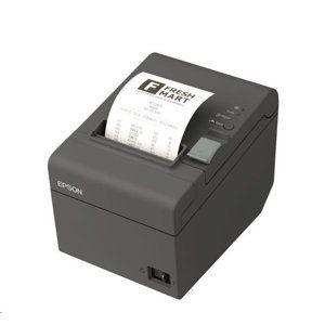 Tlačiareň Epson TM-T20II termálna USB / LAN, čierna