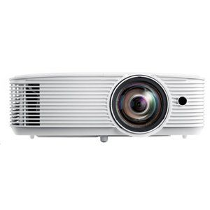 Optoma projektor W318STe (DLP, FULL 3D, WXGA, 3 800 ANSI, HDMI with MHL, VGA, USB, 10W speaker)