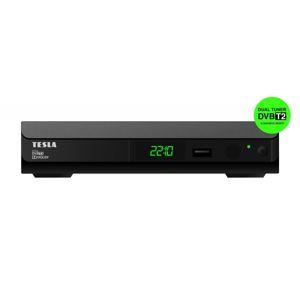 DVB-T prijímač Tesla Duplex T2 - Dual DVB-T2 H.265 (HEVC)