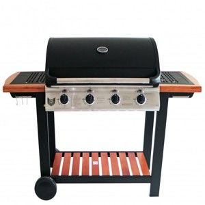 MAXXUS  Plynový gril  BBQ CHIEF Timber 4.0