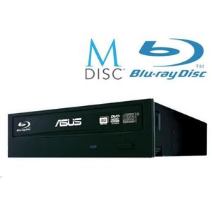 ASUS BLU-RAY Writer BW-16D1HT, black, SATA, retail (software)
