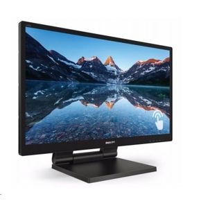 "Philips MT IPS LED 23,8"" 242B9T/00 - IPS panel, 1920x1080, 50M:1, HDMI, D-Sub, DVI-D, DP, USB, repro, touch, posk obal"