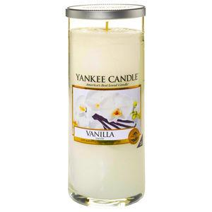 YANKEE CANDLE 1507750 SVIECKA VANILLA/PILLAR VELKA