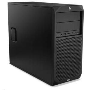 HP Z2 G4 TWR i9-9900k 5.0GHz, 1x16 GB DDR4 2666 DIMM, 512GB/2280 TLC, P2200/5GB 4xDP, key+mou, Win10p64 HE