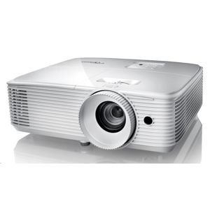 Optoma projektor HD29He (DLP, FULL 3D, 1080p, 3 600 ANSI, 50 000:1, HDMI, speaker)