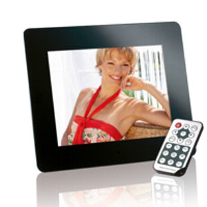 "LCD PHOTO FRAME -- Intenso 8"" Mediadirector"