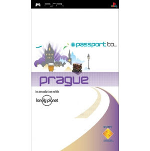 PSP PASPORT TO PRAGUE