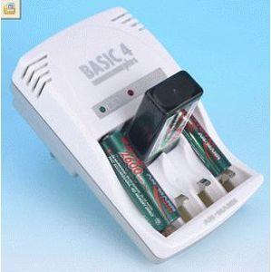 Ansmann BASIC 4 PLUS nabíječka