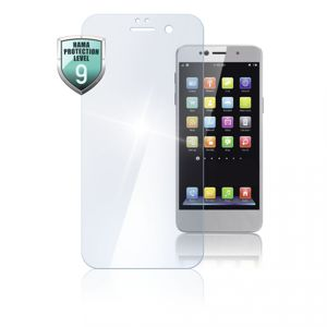 Hama Premium Crystal Glass Real Glass Screen Protector for Huawei Y6 (Prime) 2018/Honor 7A