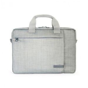 """Taška TUCANO eving SMALL pre notebooky do 12,5"""", extra polstrovanie, šedá"""