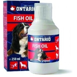 ONTARIO FISH OIL DOG 250 ML