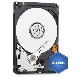 HDD 2,5'' 500GB WD5000LPCX Blue SATAIII 5.4k 16MB