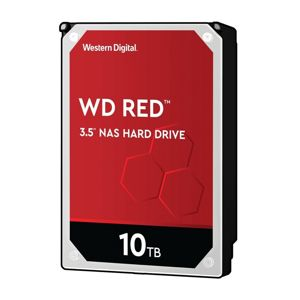HDD 10TB WD101EFAX Red 256MB SATAIII 5400rpm