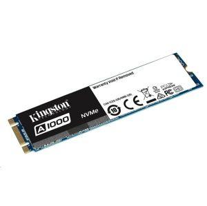 480GB SSD A1000 Kingston M.2 2280 NVMe