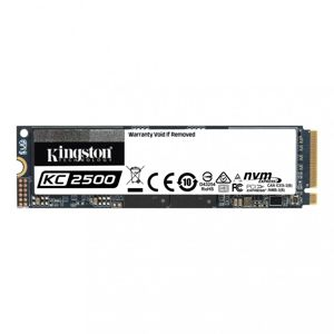 500GB SSD KC2500 Kingston M.2 2280 NVMe