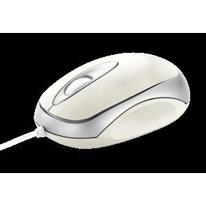 myš TRUST Centa Mini Mouse White, USB k NB