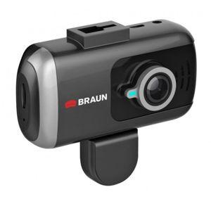 BRAUN B-BOX T7 kamera do auta/taxi (Full HD, dva HD objektivy Wide 170°/120°, 3''LCD, G-sensor, GPS)