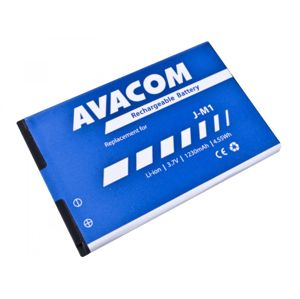 Baterie AVACOM PDBB-9900-1230 do mobilu BlackBerry 9900, 9780, 9700 Li-Ion 3,7V 1230mAh