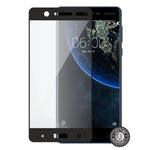 Screenshield™ NOKIA 5 (2017) Tempered Glass protection (full COVER black)