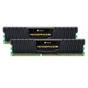 CORSAIR Vengeance BLACK 16GB (2x8GB)/DDR3/1600MHz/