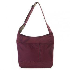 """Shopper taška Tucano Piu pre notebooky do 14 """"alebo MacBook Pro 15"""" Retina, vínovo červená"""