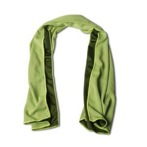 Sportovní uterák z mikrovlákna CELLY Cool Towel, limetkovo zelený