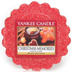 YANKEE CANDLE 1275324E VONNY VOSK CHRISTMAS MEMORIES