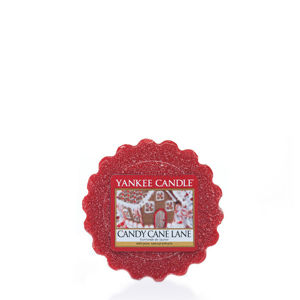 YANKEE CANDLE 1308388 VONNY VOSK CANDY CANE LANE