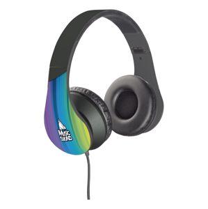 Sluchátka MUSIC SOUND s hlavovým mostom, kolekcia 2020, vzor 2