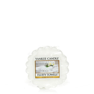 YANKEE CANDLE 1205383E VONNY VOSK FLUFFY TOWELS