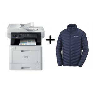 Brother MFC-L8690CDW + bunda Columbia XL