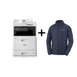 Brother MFC-L8900CDW + bunda Columbia XL