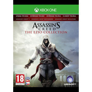 XBOX ONE ASSASINS CREED THE EZIO COLLECTION