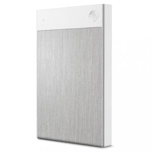 Seagate Backup Plus Touch - externý HDD 2.5'' 1TB, USB 3.0, biely