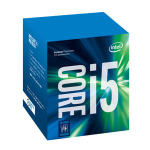 Intel® Core™i5-7500 processor, 3.40GHz,6MB,LGA1151 BOX, HD Graphics 630