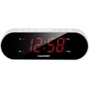 Rádiobudík BLAUPUNKT CR6SL, FM PLL, stříbrný