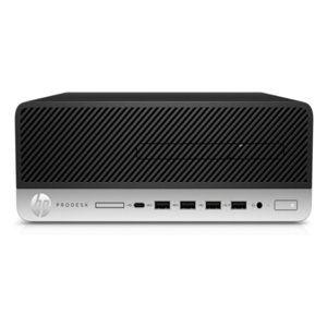 HP ProDesk 600 G4 SFF Intel i5-8500 / 8GB / 1 TB / Intel HD / DVD / W10P
