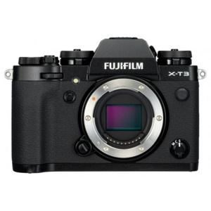 Fujifilm X-T3 - 26MP - Black