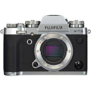 Fujifilm X-T3 - 26MP - Silver