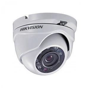 Hikvision DS-2CE56C0T-IRMF(2.8mm) HD720p,1MP CMOS Sensor, 24 pcs IR LEDs, 20m IR, Outdoor IR Eyeball, ICR, 0.01 Lux/F1.2, 12 VDC